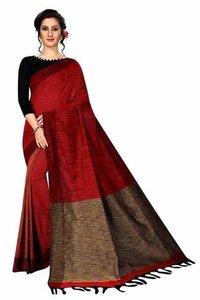 Gheecha handloom saree