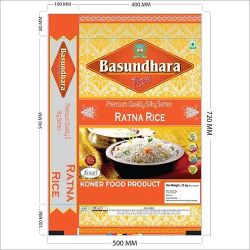 Sortex Silky Ratna Rice