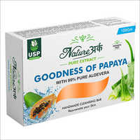 Papaya Cleansing Soap