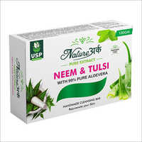 Neem And Tulsi Cleansing Soap