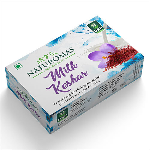 Milk Keshar Ayurvedic Soap