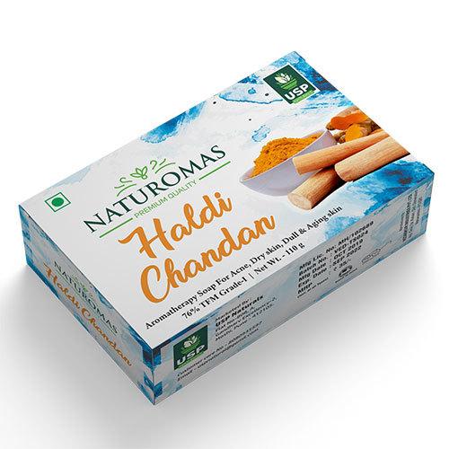Haldi Chandan Ayurvedic Soap