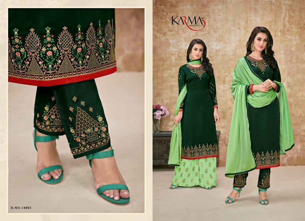 Designer Palazo Suits