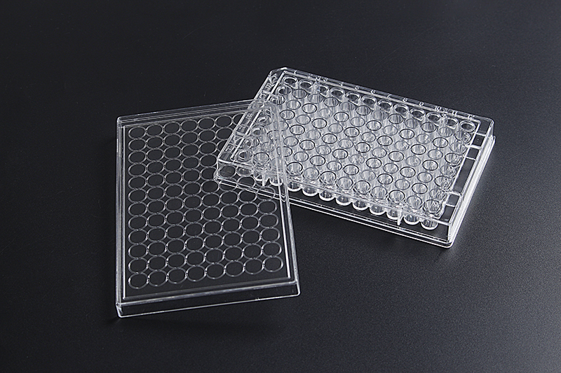 Plastic Culture Plate 96wells U Shape Bottom Lab Elisa Plate