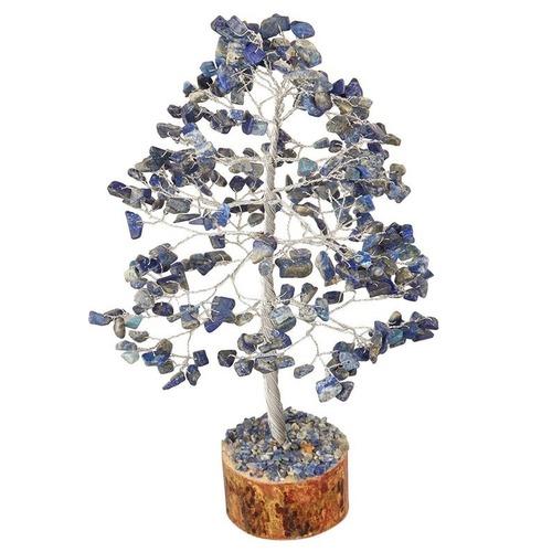 Agate Lapis Lazuli Stone Tree