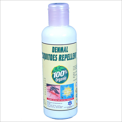 Denmal  Organic herbal Mosquitoes Repellent