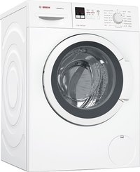 BOSCH Serie 4 Washing machine, front loader 7 kg 1000 rpm