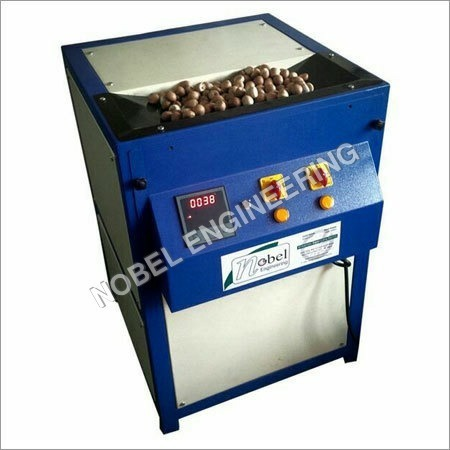 AUTOMATIC BETAL NUT CUTTING MACHINE