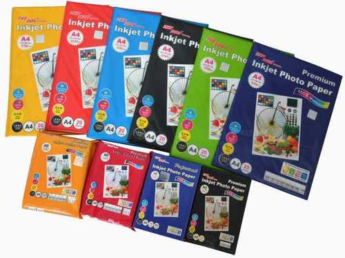 RC PHOTO GLOSSY PAPER SUPPLIERS IN LUCKNOW