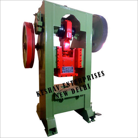 H Frame Industrial Power Press