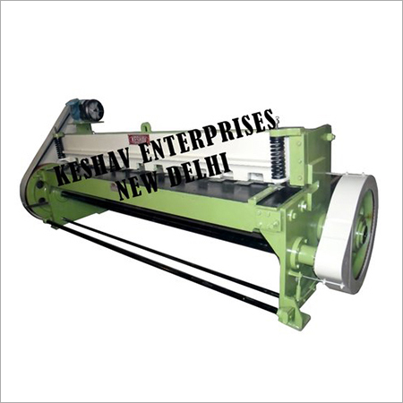 Under Crank Shearing Machine for Automobile Ind