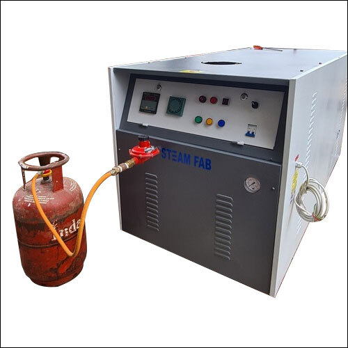 100 KG Gas Fired Steam Boiler