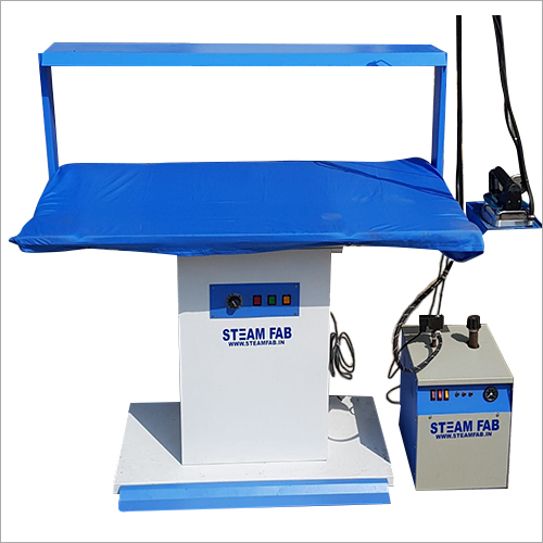 Ironing Table With Portable Boiler