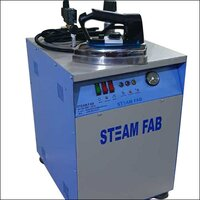 Semi Automatic Portable Steam Boiler With Iron