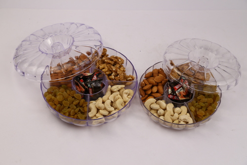 BIG & MINI GREETING-PLASTIC DRYFRUIT BOX