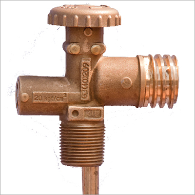 Hand Wheel Operated Male Outlet Type Valve