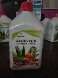 Aloe Vera juice (Orange) Flavour