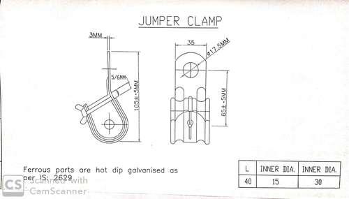 Jumper Clamp
