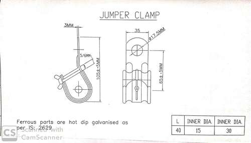 Jumper Clamp