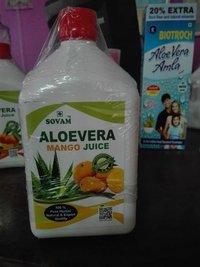Aloe Vera juice(mango) Flavour