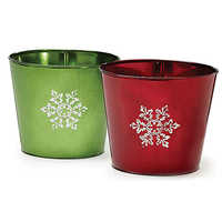 Sparkle Color Planter Set