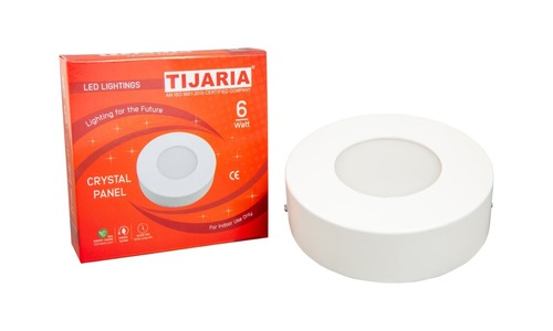 Tijaria LED Crystal Panel -6W