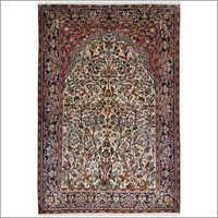 Jewel Kashan Silk on Cotton Rugs