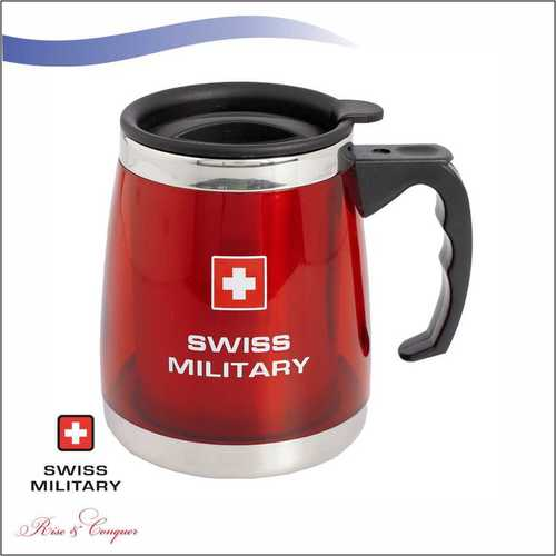 Swiss Military Vaccuum Beverage Mug (MG2)