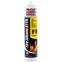 MCcoy Soudal Fire Silicone