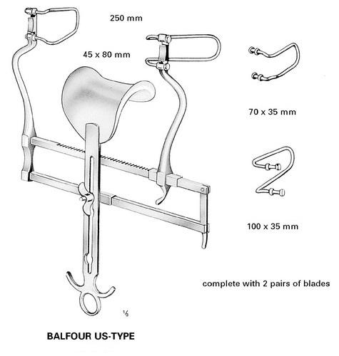 Balfour Retractor