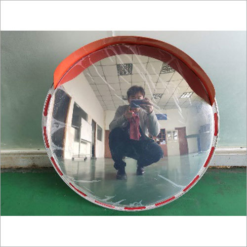 80 cm PC and ABS Outdoor Convex Mirror