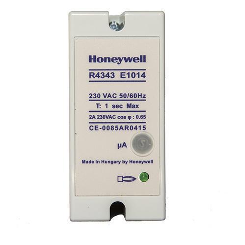 Honeywell Flame Relay R 4343 E