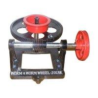 Worm Wheel Apparatus