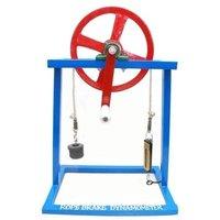 Rope Brake Dynometer Apparatus