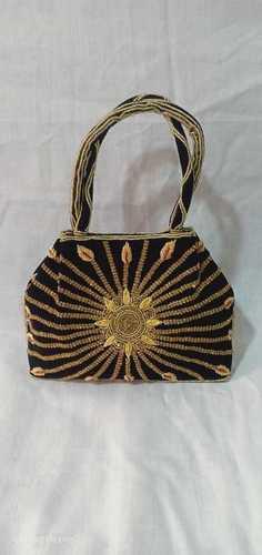 Resin purse clutch