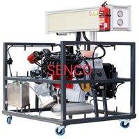 Petrol Engine Working Model Trainer