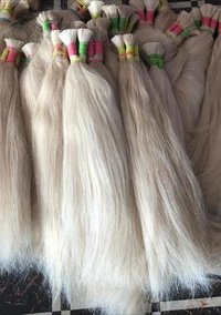 Bulk virgin remy Blonder Hair