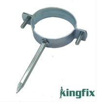 Standard Nail Pipe Clamp Without Rubber