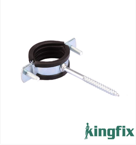 Screw Nail Clamp With Rubber