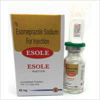 Esomeprazole Sodium For Injection Esole