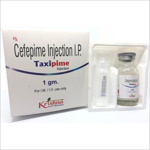 1gm Cefepime Injection IP