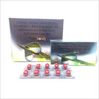 Calcitriol Calcium carbonate softgelatin capsule