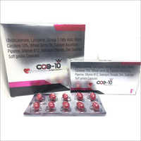 Ubidecarotene Lycopene Softgelatin Capsule