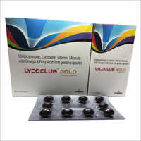Ubidecarotene, Omega 3 Softgelatin casule