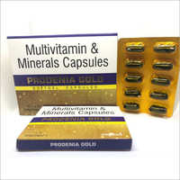 Prodenia Gold Multivitamin And Minerals Capsule