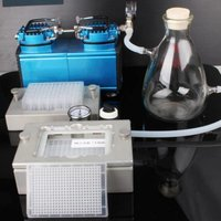 Instrument For Nucleic Acid Extraction Columns& Plates