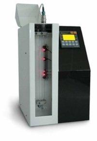 Automatic Blaine Air Permeability Tester