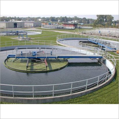 Industrial Waste Water Treatment Plant Power Source: Electrical