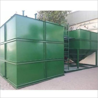 Prefabricated Sewage Treatment Plant Application: Industrial