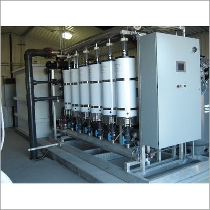 Water Ultra Filtration Plant Application: Industrial